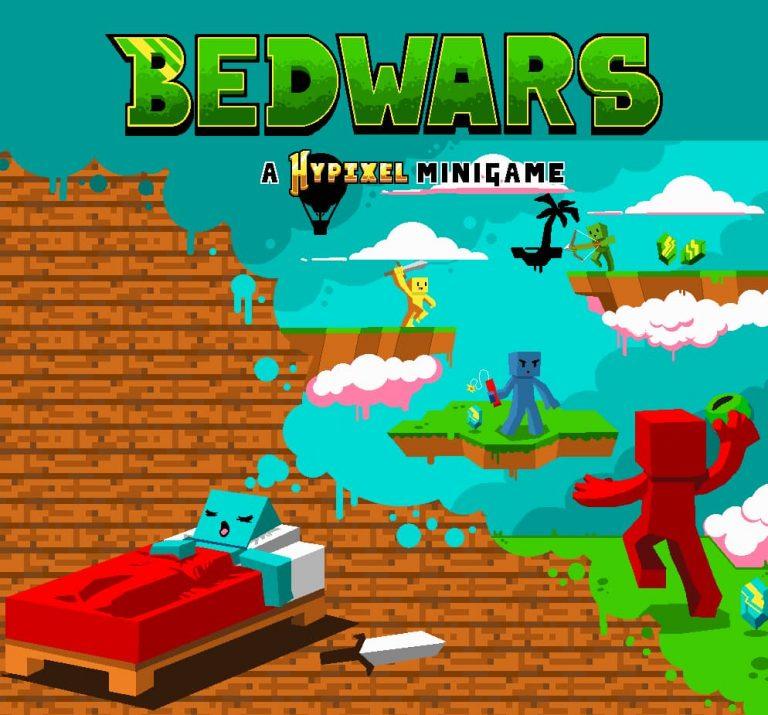 bedwars minigame